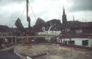 Mitte 2000 Bau zweite Geschoss